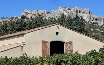 Bæredygtige Provencevine fra Mas Sainte Berthe i Les Baux